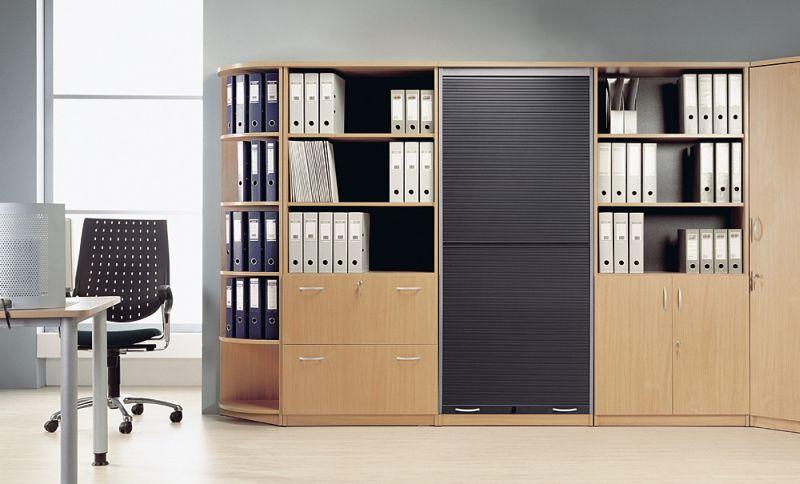 Szafy biurowe – wyposażenie biur i lokali.
